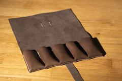 Сумка для 5 складных ножей BroCase Craft BC-131W