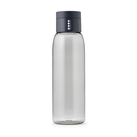 Бутылка для воды Joseph Joseph Dot 600 мл серая 81053
