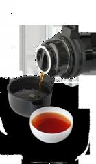 Термос универсальный (для еды и напитков) La Playa Traditional (0,8 литра) черный 560041