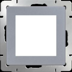 Встраиваемая LED подсветка (серебряный) WL06-BL-03-LED Werkel