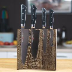 Комплект из 4 ножей Samura PRO-S и подставки