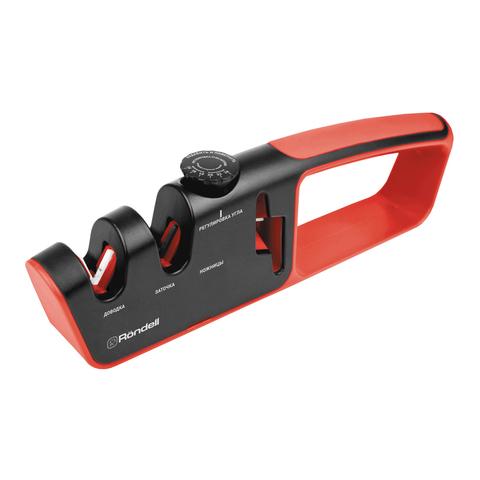 Точилка для ножей и ножниц с изменяющимся углом заточки Rondell Urban RD-982