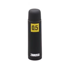 Термос черный 0,5 л Zanussi Cervinia ZVF21221DF