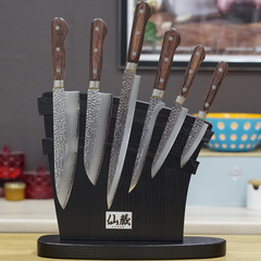 Комплект из 6 ножей Suncraft Senzo Universal и подставки 207525548