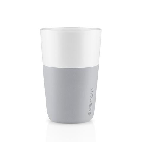 Чашки для латте 2 шт 360 мл серые Eva Solo 501046