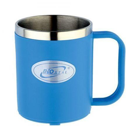 Кружка Biostal Flër (0,2 литра) синяя