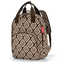 Рюкзак easyfitbag diamonds mocha Reisenthel JU6039