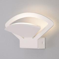 Настенный светодиодный светильник Elektrostandard  Pavo LED белый (MRL LED 1009)