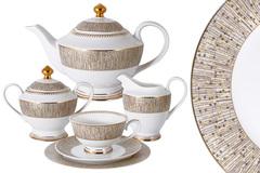 Чайный сервиз Луксор 23 предмета на 6 персон