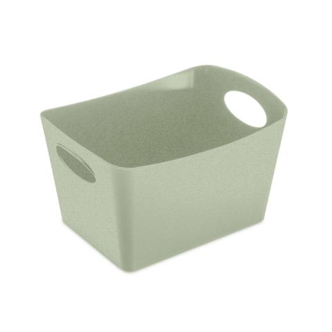 Контейнер для хранения BOXXX S Organic, 1 л, зелёный Koziol 5745668