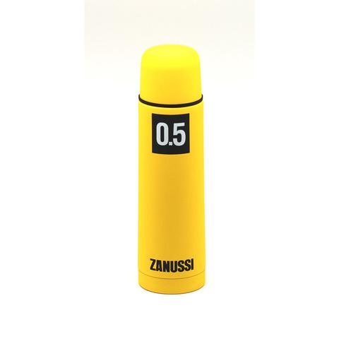 Термос желтый 0,5 л Zanussi Cervinia ZVF21221CF