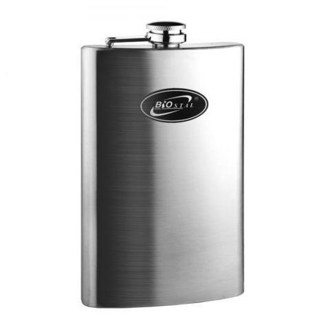 Фляга Biostal (0,24 литра) стальная