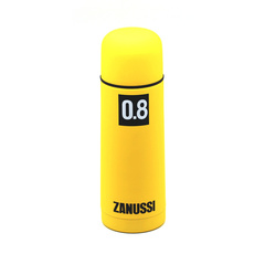 Термос желтый 0,8 л Zanussi Cervinia ZVF41221CF