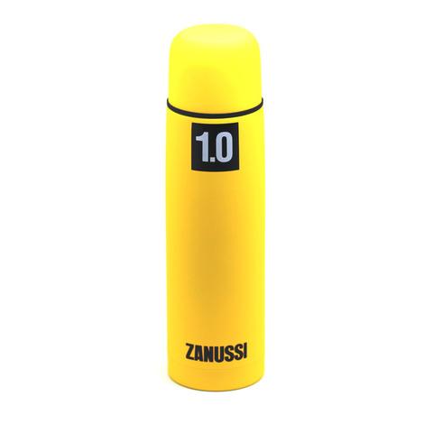 Термос желтый 1,0 л Zanussi Cervinia ZVF51221CF