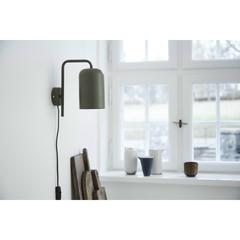 Лампа настенная Chill, 25хD11 см, хром в глянце Frandsen 43035505011