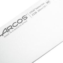Нож кухонный стальной Шеф 30 см ARCOS Riviera арт. 233800