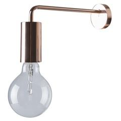 Лампа настенная Cool, бронзовая Frandsen 40432101101