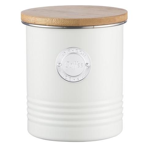 Емкость для хранения кофе Living, кремовая, 1 л TYPHOON 1400.975V
