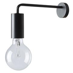Лампа настенная Cool, черная Frandsen 40436501101