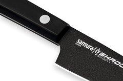 Нож кухонный овощной 99мм Samura SHADOW SH-0011/K