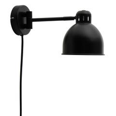 Лампа настенная Job Mini, черная матовая Frandsen 414965011