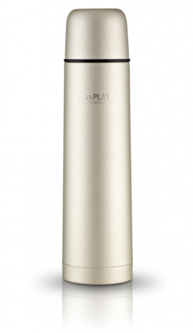 Термос La Playa High Performance (1 литр) серебристый 560055