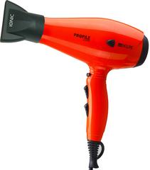 Фен Dewal Profile-2200, 2200 Вт, ионизация, 2 насадки, оранжевый 03-120 Orange