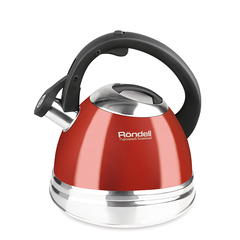 Чайник Rondell Fiero со свистком 3л RDS-498