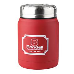 Термос для еды 0,5л Rondell Red Picnic RDS-941