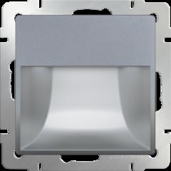 Встраиваемая LED подсветка (серебряный) WL06-BL-01-LED Werkel