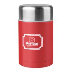 Термос для еды 0,8л с внутр.контейнером 0,35л Rondell Picnic Red RDS-945