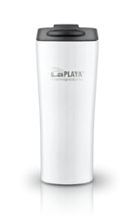 Термокружка La Playa Vacuum Travel Mug (0,4 литра) белая 560058
