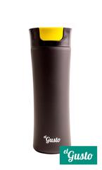Термокружка El Gusto Cat (0,47 литра) черная 043C