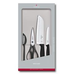 Набор Victorinox кухонный 4 предмета 6.7133.4G