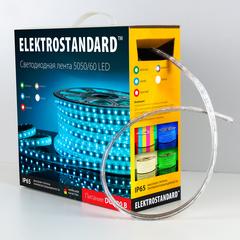 Светодиодная лента LSTR003 220V 14,4W IP65 белый 6500К Elektrostandard