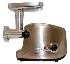 Мясорубка Sinbo, 3000 Вт, серебристая SHB 3165