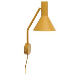Лампа настенная Lyss, миндальная матовая Frandsen 4509_359011