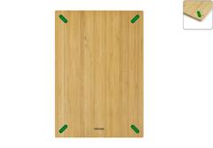 Разделочная доска из бамбука, 33 × 23 см, Nadoba, STANA 722011