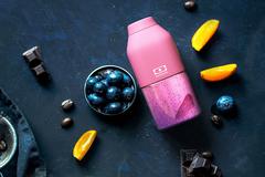 Бутылка MB Positive 0,33 л  blush Monbento 1011 01 126