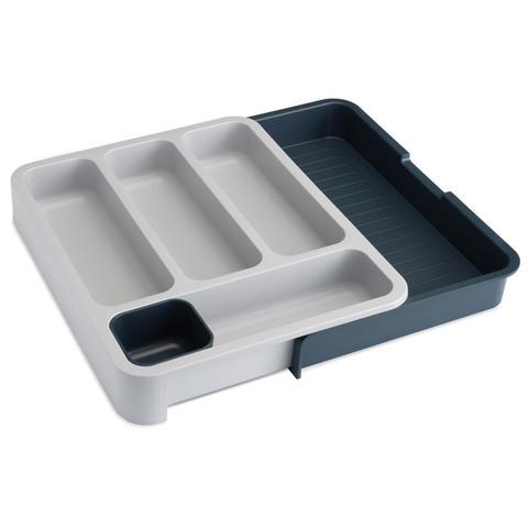 Органайзер для столовых приборов Joseph Joseph drawerstore™ раздвижной серый 85042