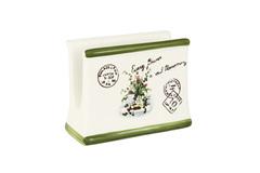 Салфетница Букет Anna Lafarg LF Ceramics 55265