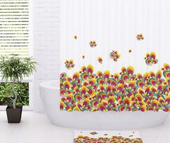 Leine SC-50101 Шторка для ванной WasserKRAFT