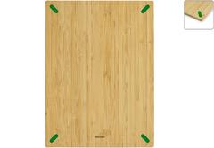 Разделочная доска из бамбука, 38 × 28 см, Nadoba, STANA 722010