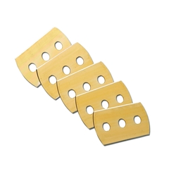Набор запасных ножей для скребка для стеклокерамических плит, 5 шт. Westmark Steel арт. 10852280