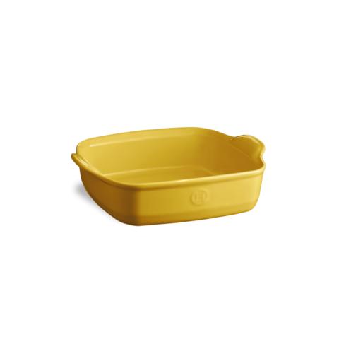 Форма для запекания квадратная 28x23см Emile Henry (цвет: прованс) 902050