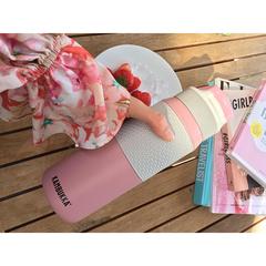 Термобутылка для воды Lagoon Insulated 750 мл Pink Lady Kambukka 11-04026