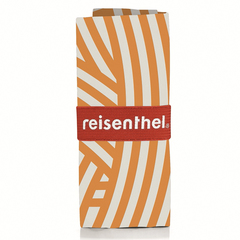Сумка складная Mini maxi shopper zebra orange Reisenthel AT0033O