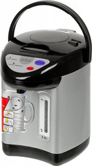 Термопот Sinbo (2,5 литра) 730 Вт, черный/серебристый SK 2394
