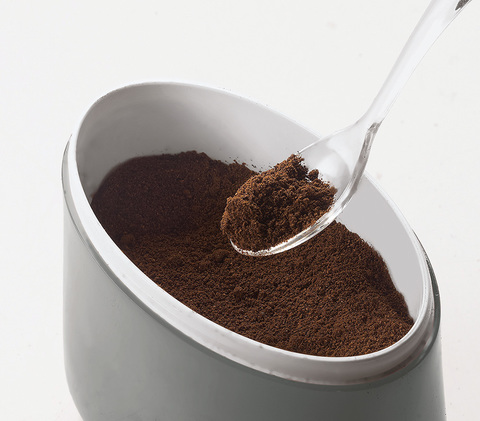 Банка для кофе Guzzini Gocce 250 гр серая 27300092