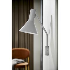 Лампа настенная Lyss, черная матовая Frandsen 4509_65011